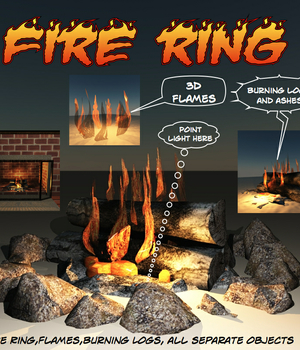 Fire Ring Legacy Discounted Content uncle808us