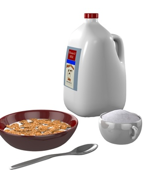 CerealBreakfast.obj Legacy Discounted Content uncle808us