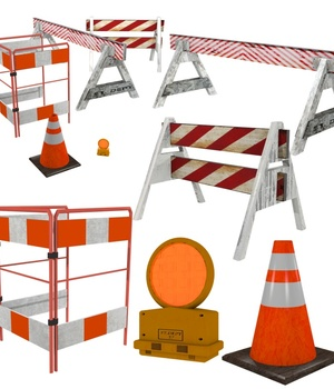 Traffic Barriers Legacy Discounted Content uncle808us