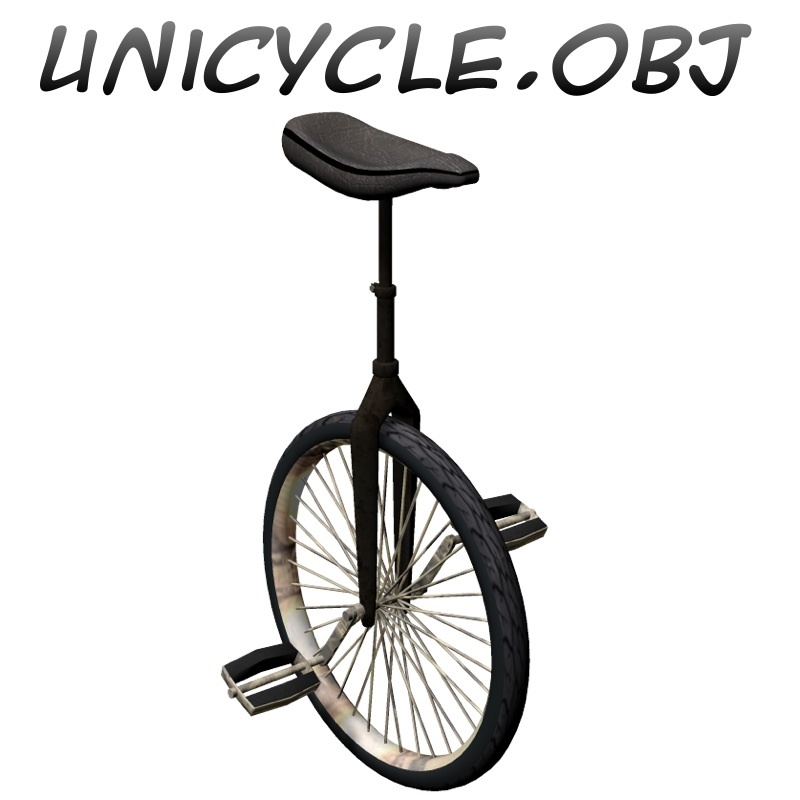 Unicycle by uncle808us