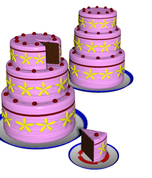 3 Layer Cake Legacy Discounted Content uncle808us