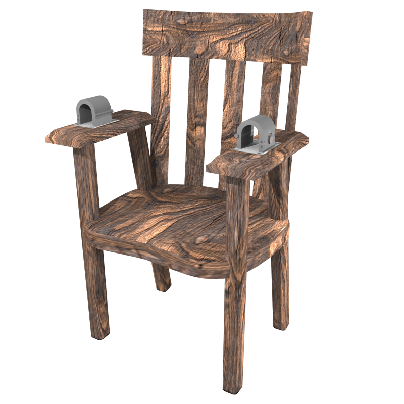 Restraint Chair by uncle808us
