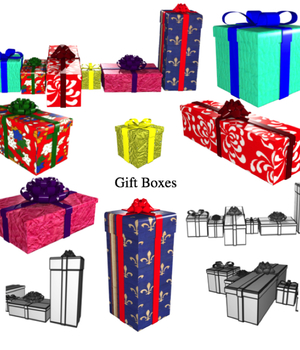 GiftBoxes Legacy Discounted Content uncle808us
