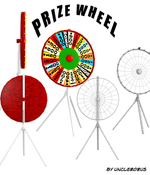 Prize Wheel Legacy Discounted Content uncle808us