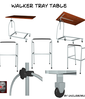 Walker Tray Table Legacy Discounted Content uncle808us