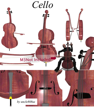 Cello Legacy Discounted Content uncle808us