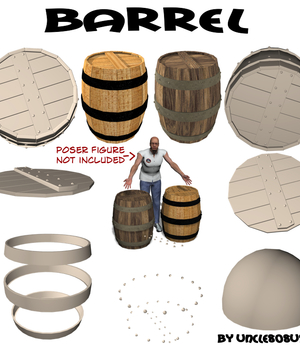 Barrel Legacy Discounted Content uncle808us