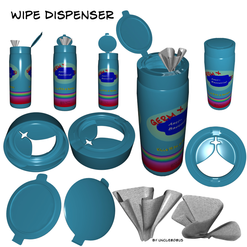 Wipe Dispenser
