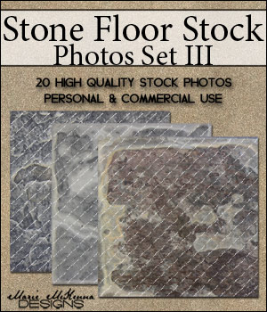 Stone Floor Stock Photos Set III 2D Graphics Merchant Resources MarieMcKennaDesigns