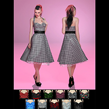 FRQ Dynamics: Rockabilly Dress image 1