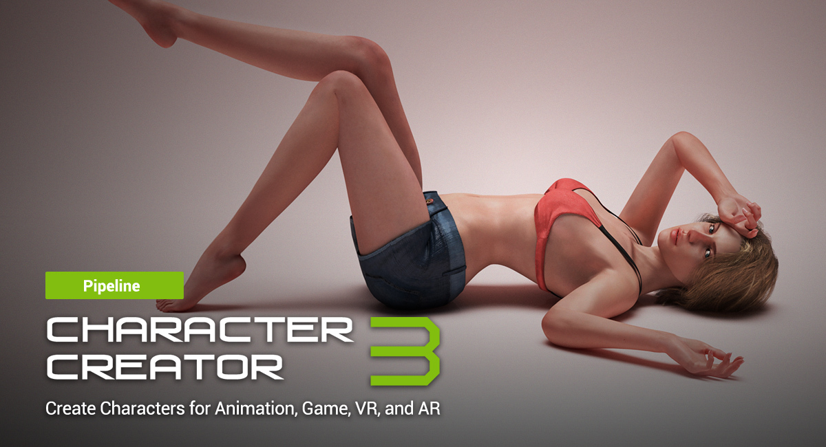 Character Creator 3 - Standalone by Reallusion
