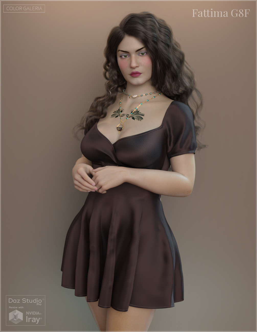 Fattima for Genesis 8 Female