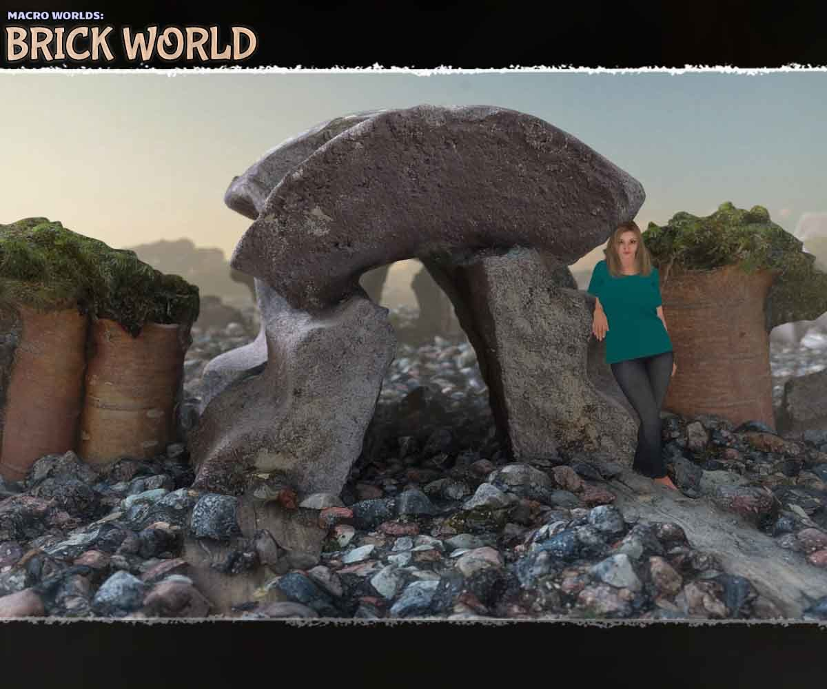 Macro Worlds: Brick World
