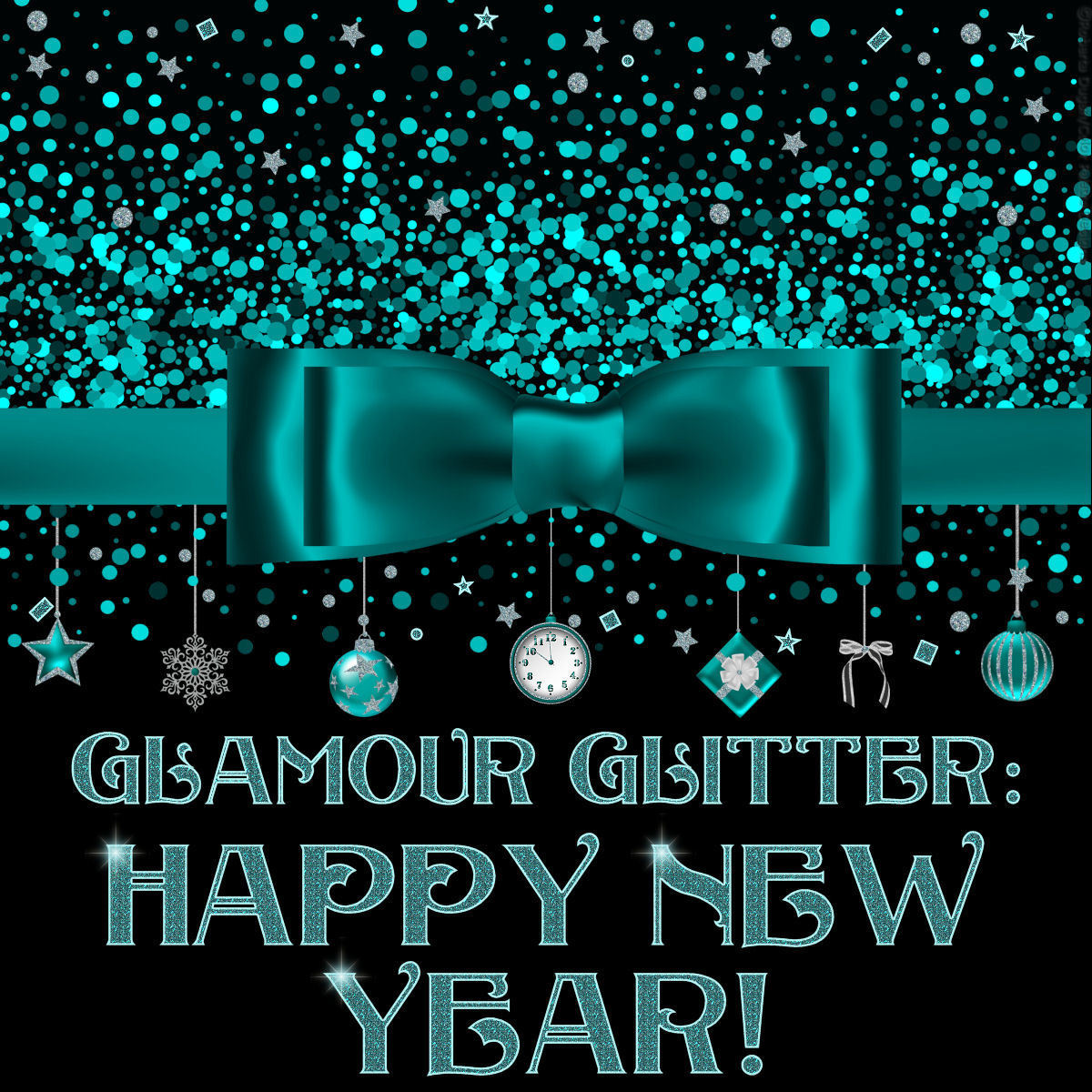 Bling! Glamour Glitter: HAPPY NEW YEAR! Seamless Textures