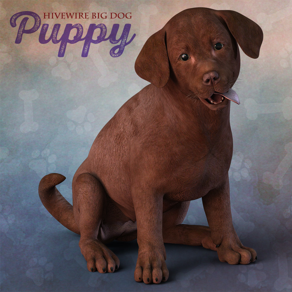 HiveWire Puppy by HiveWire3D