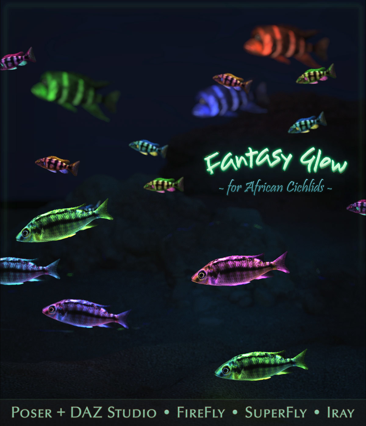 Fantasy Glow for African Cichlids
