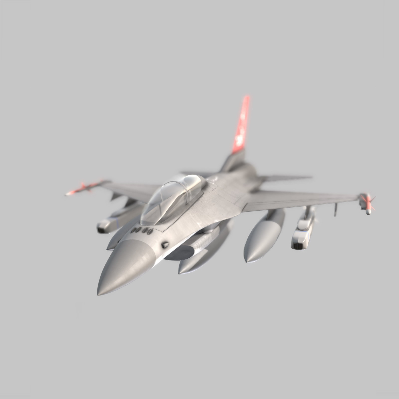 F-16 - Extended License