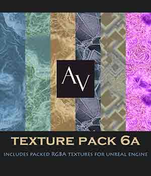 Texture Pack 6a  Extended License 2D Graphics Merchant Resources ShinySnow