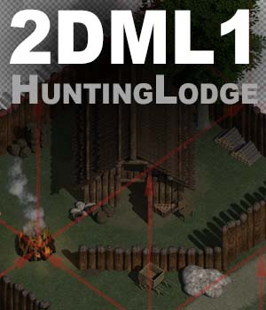 2DML_HuntingLodge 2D Graphics imagebos