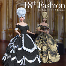 18th Fashion for G3 females and G8 females image 3