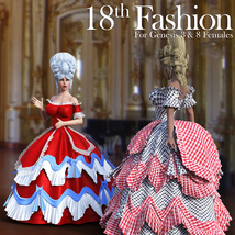 18th Fashion for G3 females and G8 females image 4