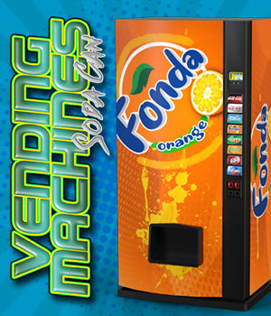 Exnem Vending Machines Soda Cans for Daz Studio and Iray 3D Models exnem