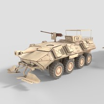 Apocalyptic LAV 25 - Extended License image 1