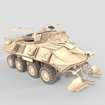 Apocalyptic LAV 25 - Extended License image 3