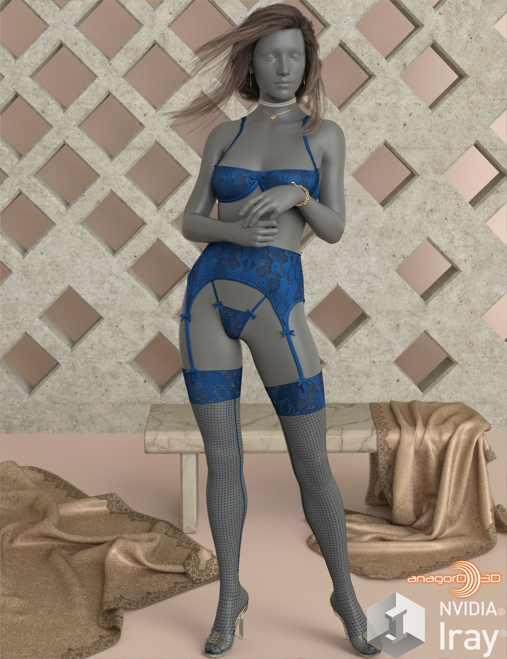 VERSUS - Secret Lingerie for G8F by Anagord