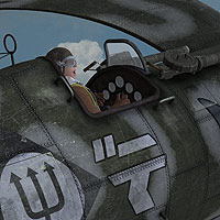 Steampunk Torpedo Bomber - Extended License image 4