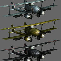 Steampunk Dive Bomber - Extended License image 6