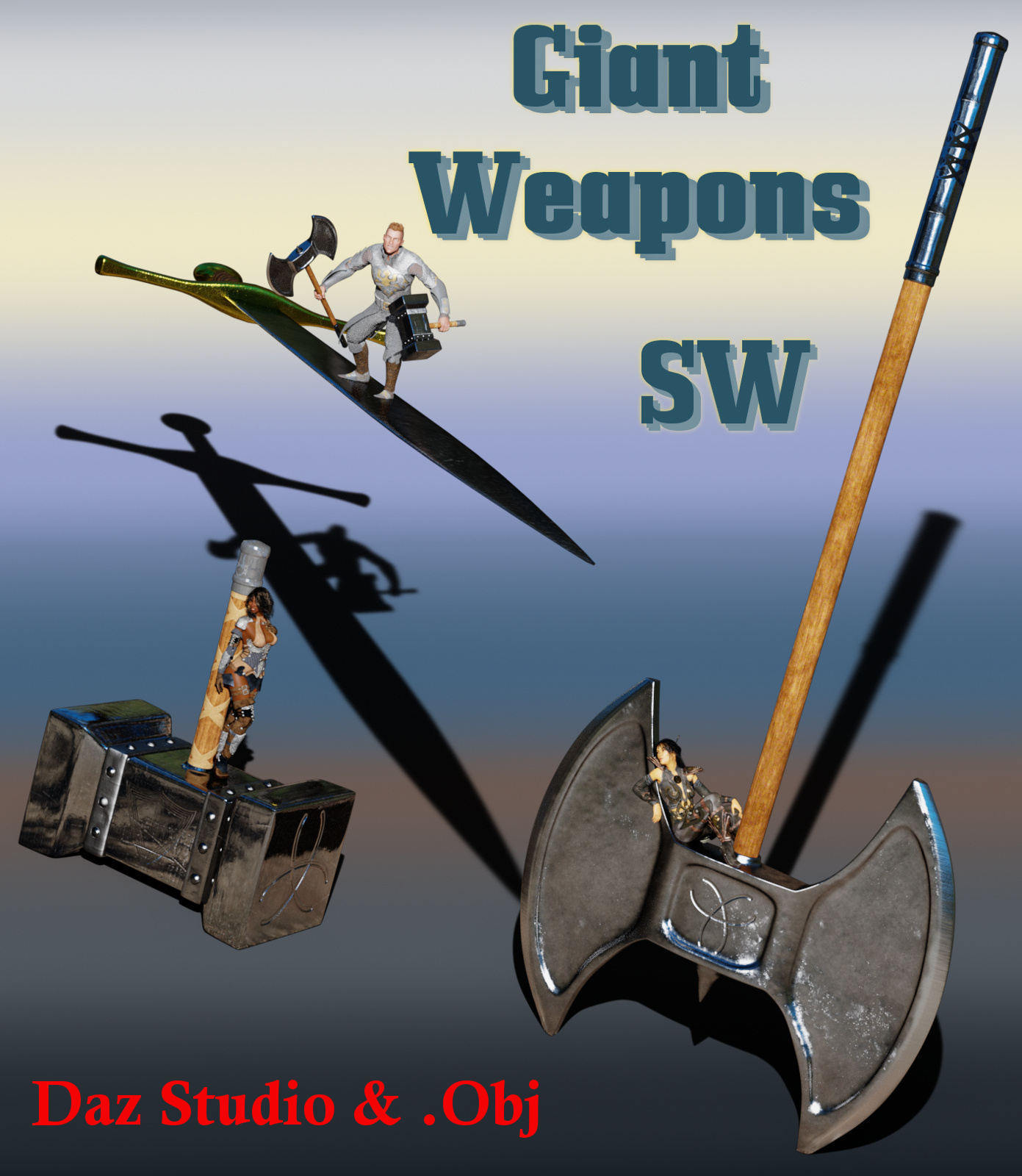 Giant Weapons SW