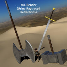 Giant Weapons SW image 5