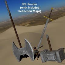 Giant Weapons SW image 6