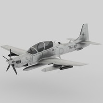 A 29 Super Tucano - Extended License image 1