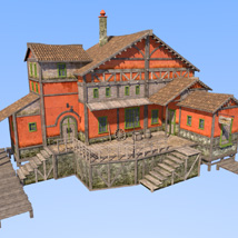 Big red house image 1