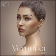 Veronika for Genesis 8 Female image 1