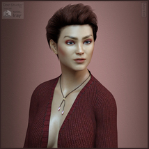 Veronika for Genesis 8 Female image 2