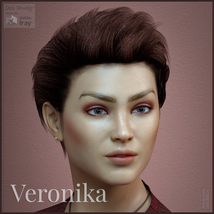 Veronika for Genesis 8 Female image 7