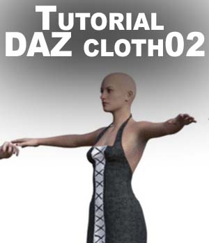 Conversion DAZ clothes Tutorials : Learn 3D imagebos