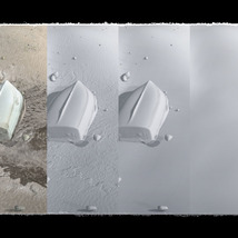 3D Scenery: Dried Out River for Daz Studio image 4