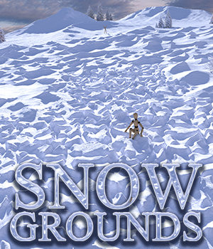 Flinks Snow Grounds 3D Models Flink