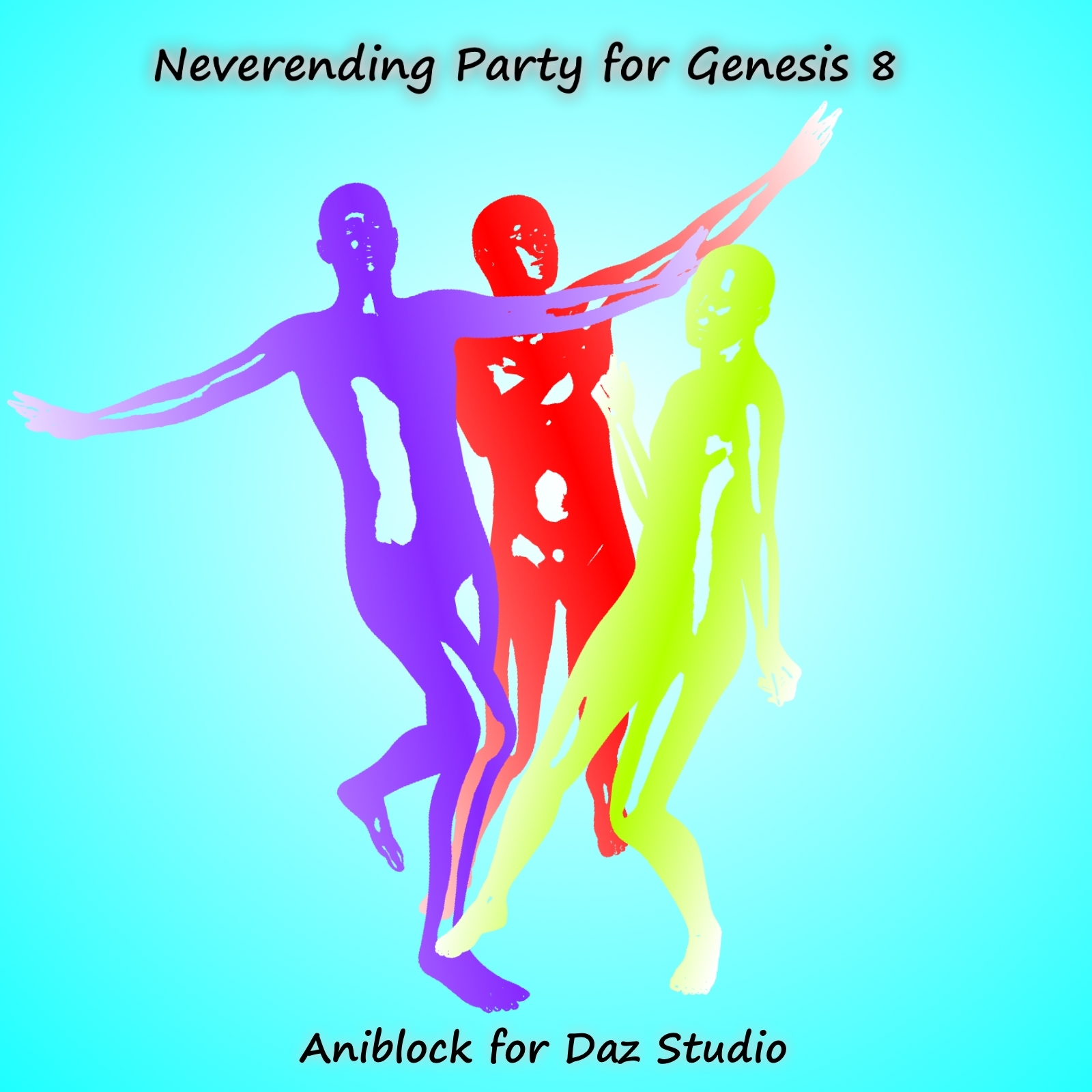 Neverending Party for Genesis 8
