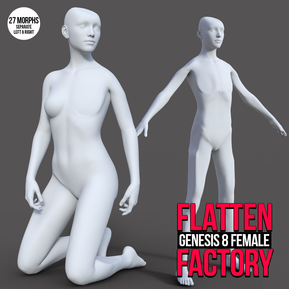 Flatten Factory for G8F by powerage