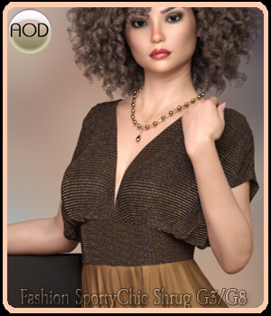Fashion Rosalynn G8 3D Figure Assets ArtOfDreams