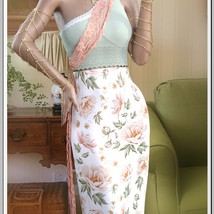 Shopping Queen - Floral Waterfall Dress image 3