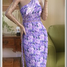 Shopping Queen - Floral Waterfall Dress image 7