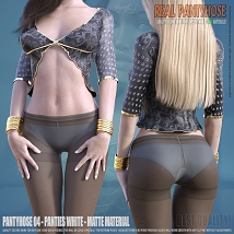 Real Pantyhose for G3 and G8 - Extended License image 1