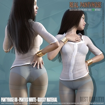 Real Pantyhose for G3 and G8 - Extended License image 6