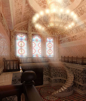 The Libertine Hall Environment Kit 3D Models RPublishing